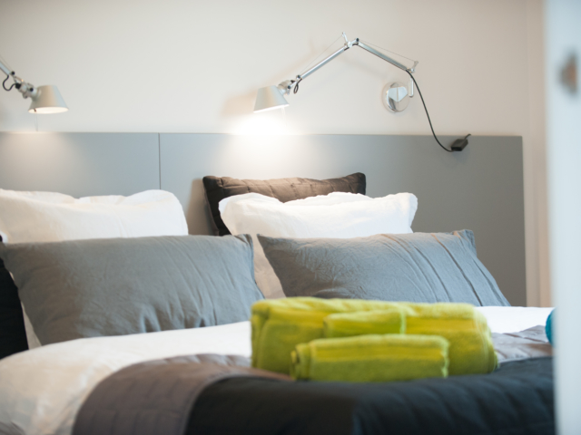 The Two Byres, self-catering on Isle of Skye, middle bedroom