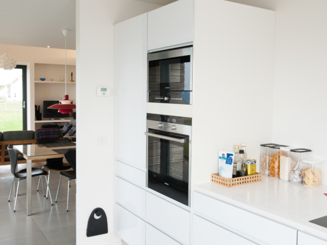 The Two Byres, self-catering on Isle of Skye, kitchen