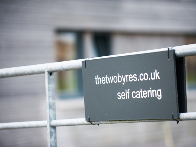 The Two Byres, self-catering on Isle of Skye